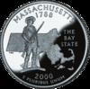Quarter of Massachusetts