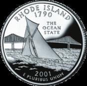 Quarter of Rhode Island