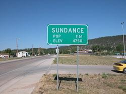 Image illustrative de l'article Sundance (Wyoming)