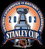 2003 Stanley Cup playoffs logo