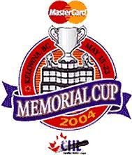 2004 Memorial Cup