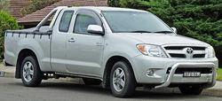 2005–2008 Toyota Hilux (GGN15R) SR5 Xtra Cab 2-door utility (Australia)
