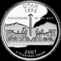 Quarter of Utah