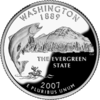 Quarter of Washington