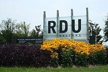 2008-07-30 RDU welcome sign.jpg