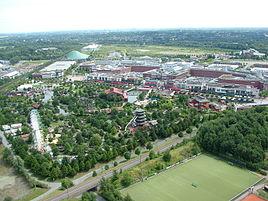CentrO-Park in Oberhausen