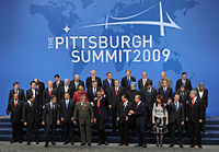 2009 G-20 Pittsburgh summit.jpg