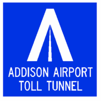 Addison Airport Toll Tunnel (logo).png