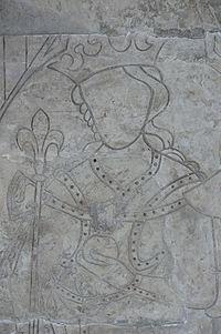 Kunhuta Uherská (náhrobek)