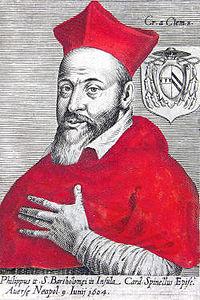 Kardinál Filippo Spinelli