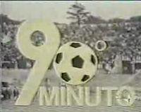 Logo del programma 90º minuto