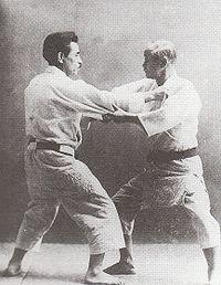 Jigoro Kano and Kyuzo Mifune.jpg