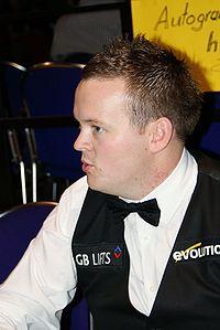 Shaun Murphy at the Paul Hunter Classic 2008.jpg