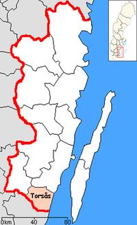Torsas Municipality in Kalmar County.png