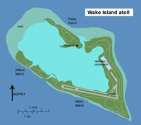 Map of Wake
