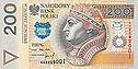 200-złoty note