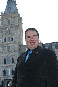 Dave Turcotte (novembre 2011)