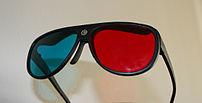 傳統的紅藍色差眼鏡 - 圖一