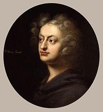 Henry Purcell na obraze Johna Clostermana