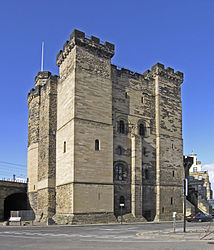 City of Newcastle upon Tyne – Veduta