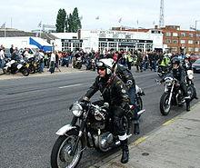 BSA riders at 2007 Ace Cafe reunion.jpg
