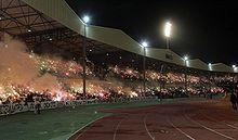 A Apollon fans in 2006