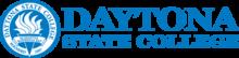 Daytona State College Standard Wordmark.png
