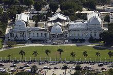 Haitian national palace earthquake.jpg