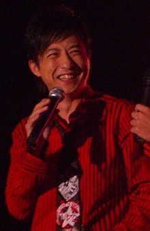 庾澄慶於台灣世新大學50周年校慶演唱會上(2006年10月14日)