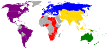 International Hockey Federation map.png