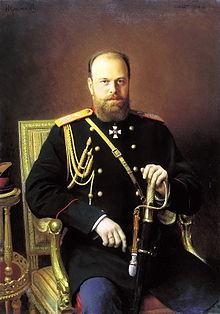 Aleksander III av Russland