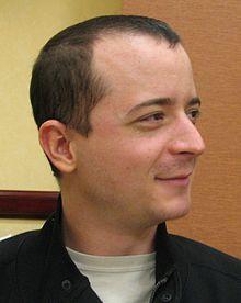 Matt Zimmerman, head and shoulders