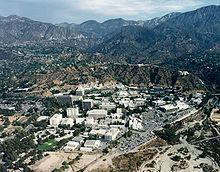 俯瞰JPL