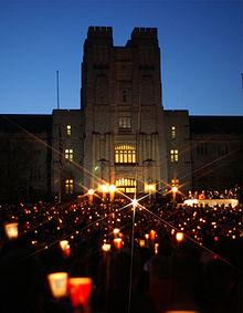 Virginia Tech-massakren