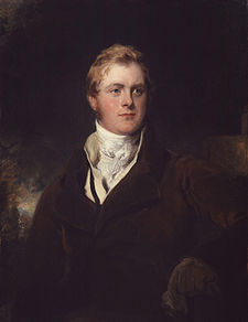 Lord Ripon in un ritratto di Sir Thomas Lawrence.