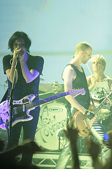 Placebo in November 2009