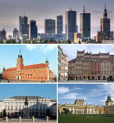 Varsavia – Veduta