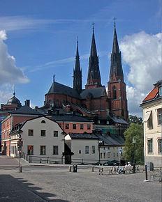 Catedrala din Uppsala