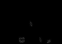 formula di struttura della carbamazepina