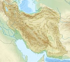 Kavir National Park is located in Iran