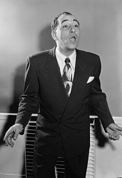 Louis Prima nel 1947