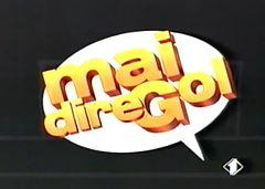 Logo del programma Mai dire Gol