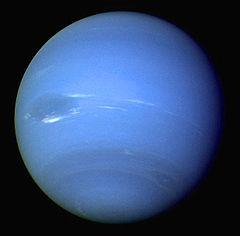 航海家2號所見的海王星
