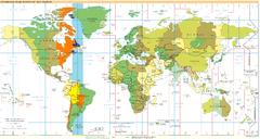 Localizzazione del fuso UTC-4