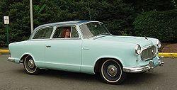 1959 Rambler American 2-door sedan
