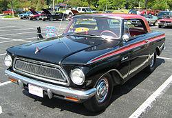 1963 American 440 2-door hardtop