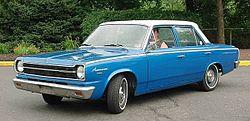 1966 Rambler sedan