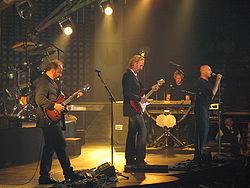 I Genesis alla Mellon Arena di Pittsburgh nel 2007