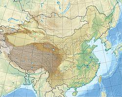 世界遗产概要表在中国的位置