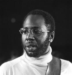 Mayfield durante una trasmissione alla TV olandese nel 1972